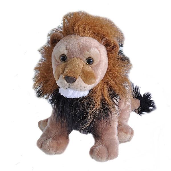 AFRICAN LION PLUSH